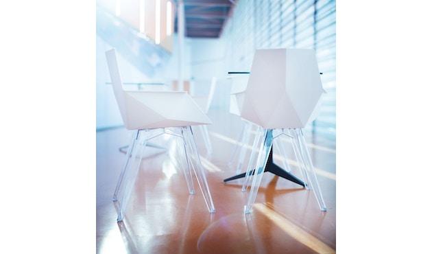 Vondom - FAZ Stuhl mit Armlehnen - 4