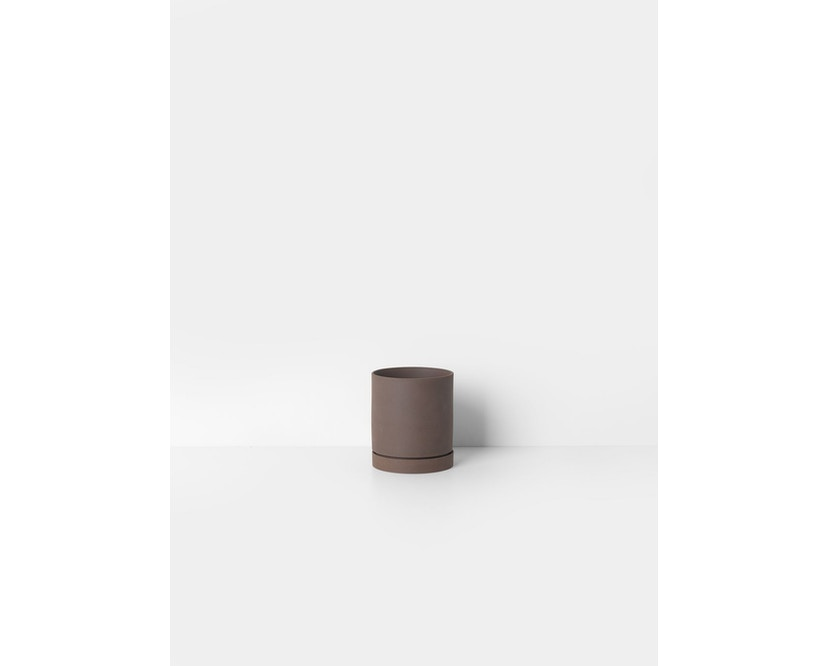 ferm LIVING - Sekki Blumentopf - Medium - rost - 1