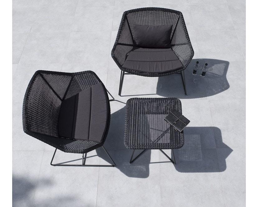 Cane-line - Table d'appoint Breeze - Noir - 2