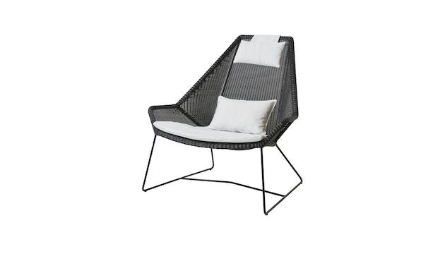 Cane-line - Set kussens voor Breeze highback fauteuil - Natté wit - 1