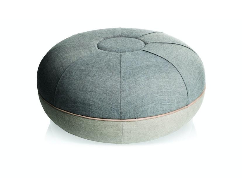 Fritz Hansen - Pouf Large - Concrete - 1