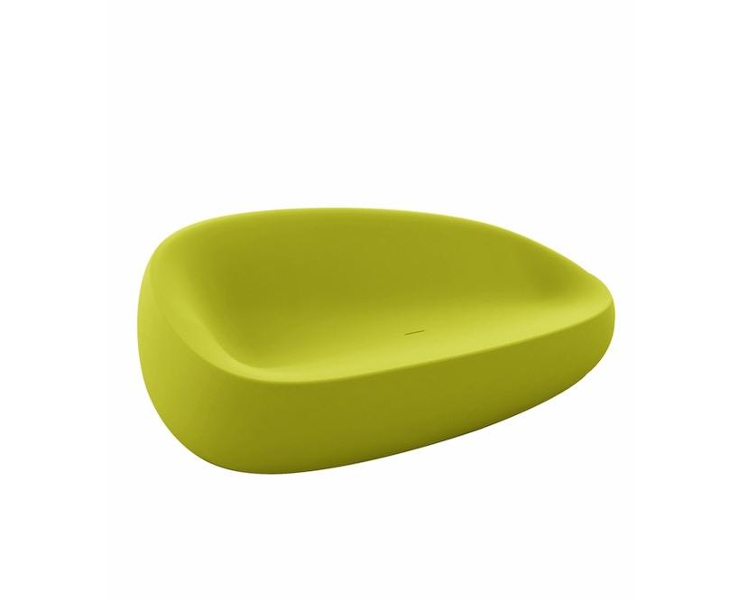Vondom - Stone Lounge Sofa - pistaziengrün - 0