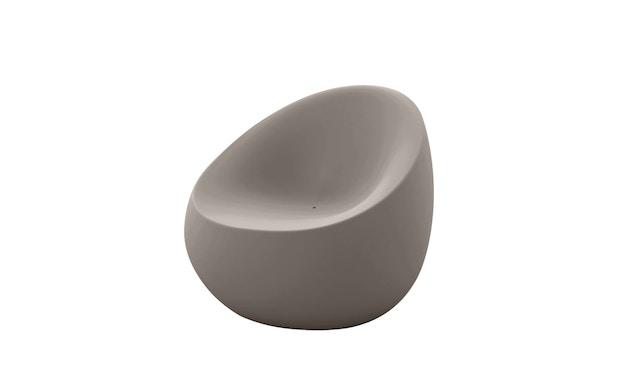 Vondom - Stone Loungestoel - basic - taupe - 0
