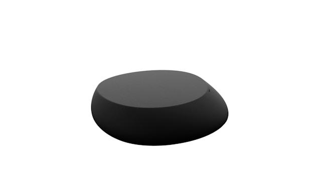 Vondom - Stone Beistelltisch - schwarz - 0