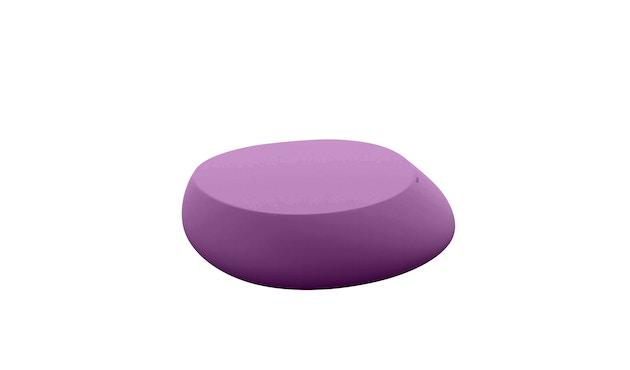 Vondom - Stone Beistelltisch - pflaume - 0
