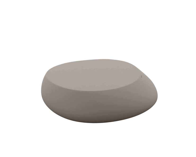 Vondom - Stone Beistelltisch - taupe - 0