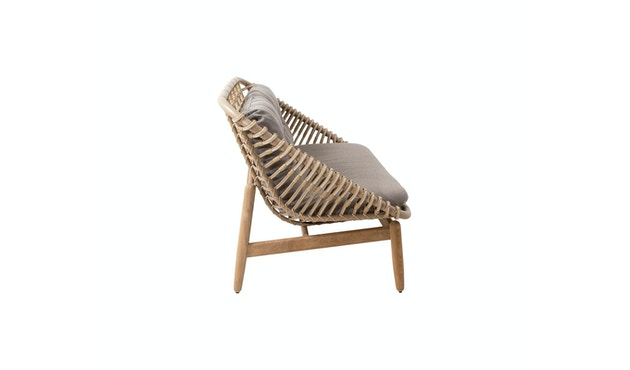 String 2-Sitzer Sofa - Natural