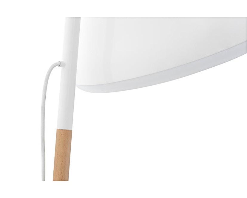 Normann Copenhagen - Hello staande lamp - wit - 3