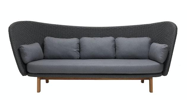 Peacock Wing 3-sitzer Sofa