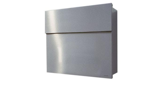 Radius - Letterman brievenbus 4 - Roestvrij staal - 1