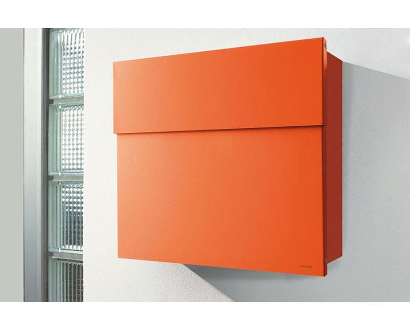 Radius - Letterman brievenbus 4 - oranje - 2