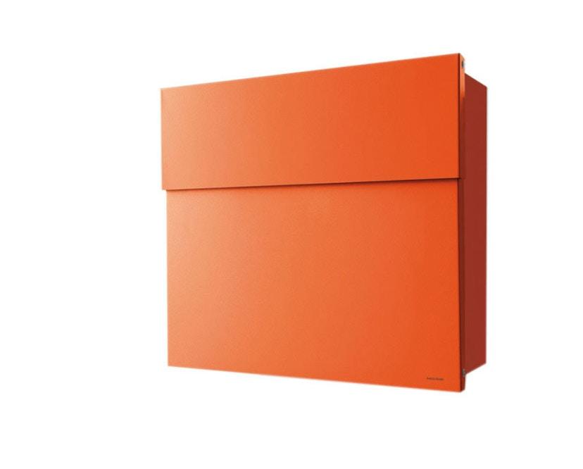 Radius - Letterman brievenbus 4 - oranje - 1