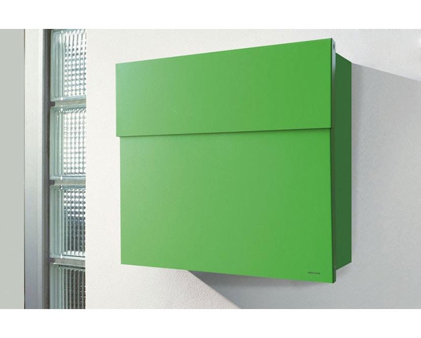 Radius - Letterman Briefkasten 4 - grün - 2