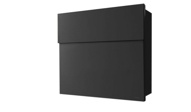 Radius - Letterman Briefkasten 4 - schwarz - 1