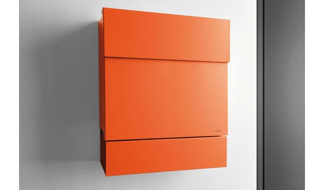 Radius - Letterman Briefkasten 5 - orange - 2