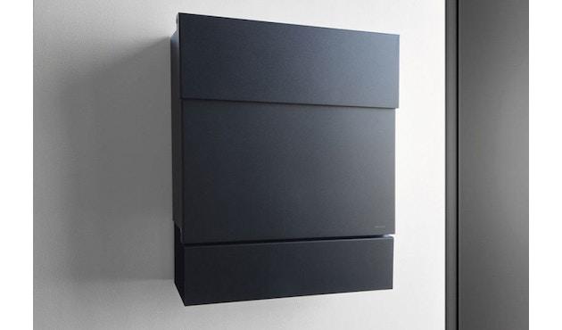 Radius - Letterman Briefkasten 5 - schwarz - 2