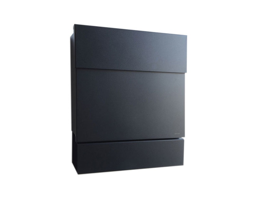 Radius - Letterman Briefkasten 5 - schwarz - 1