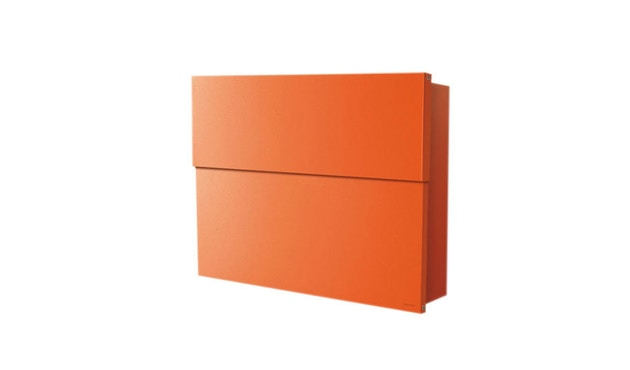 Radius - Letterman Briefkasten XXL 2 - orange - 1