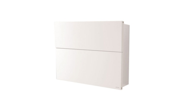 Radius - Letterman Briefkasten XXL 2 - weiß - 1