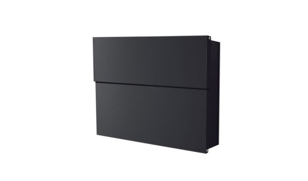 Radius - Letterman Briefkasten XXL 2 - schwarz - 1