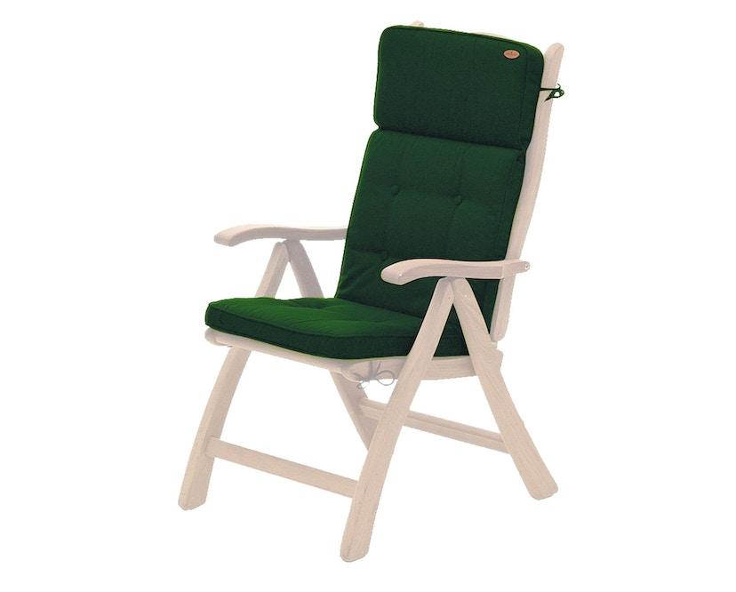Alexander Rose - Sitzkissen für Hochlehner - Forest Green - 0