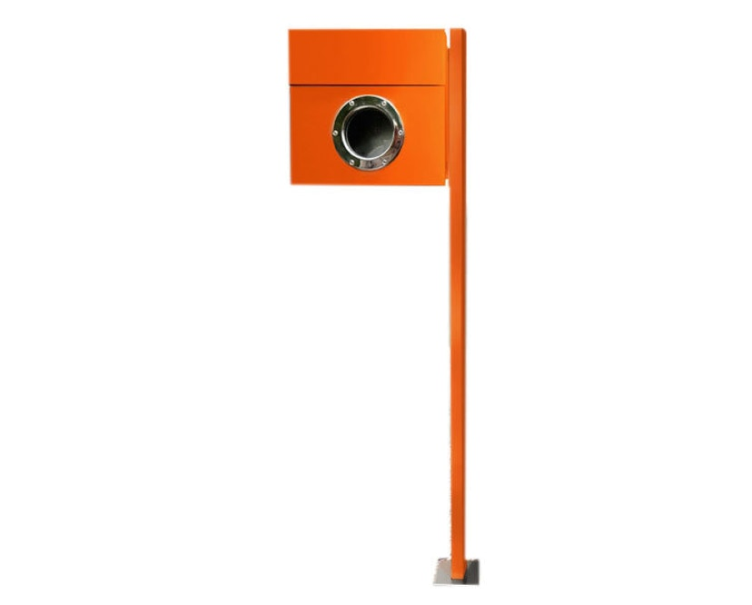 Radius - Letterman Standbriefkasten 1 - orange - 1