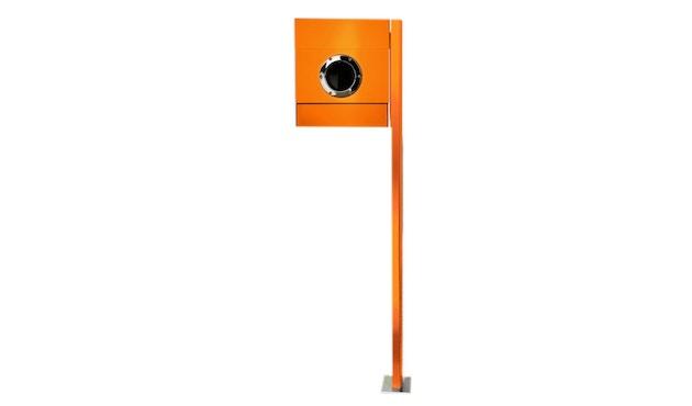 Radius - Letterman staande brievenbus 2 - oranje - 2