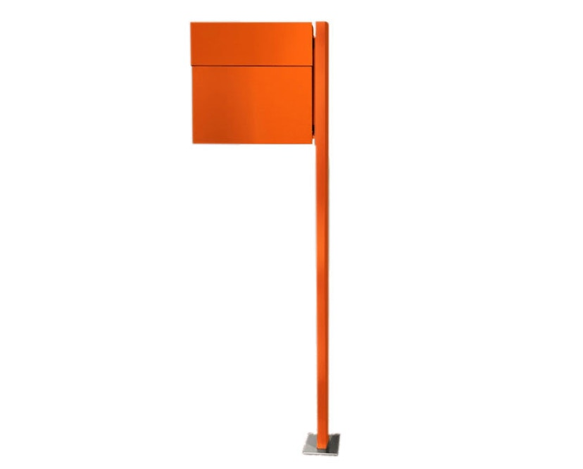 Radius - Letterman Standbriefkasten 4 - orange - 1