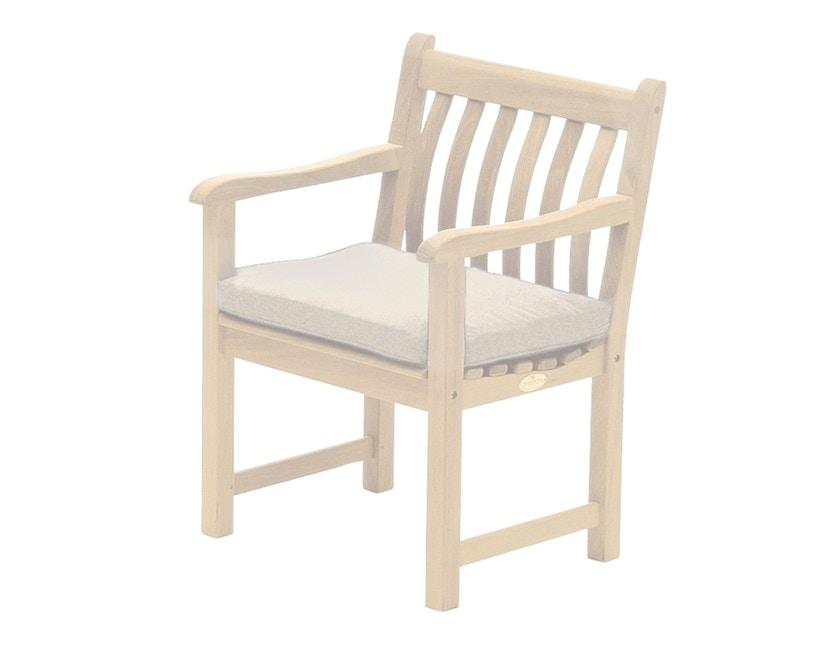 Alexander Rose - Sitzkissen für Sessel - Ecru - 0