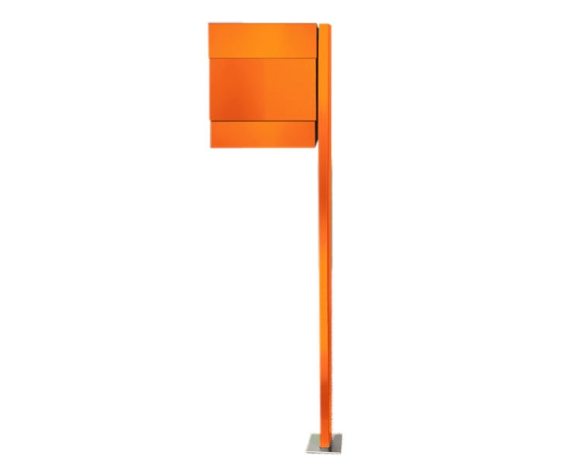 Radius - Letterman Standbriefkasten 5 - orange - 2