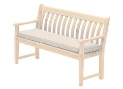 Sitzkissen für 2-Sitzer Bank