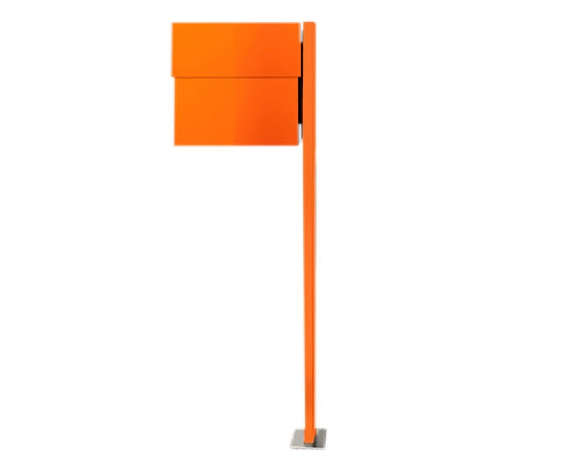Radius - Letterman Standbriefkasten XXL 2 - orange - 2