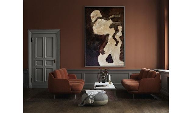 Fritz Hansen - Pouf Large - Concrete - 2