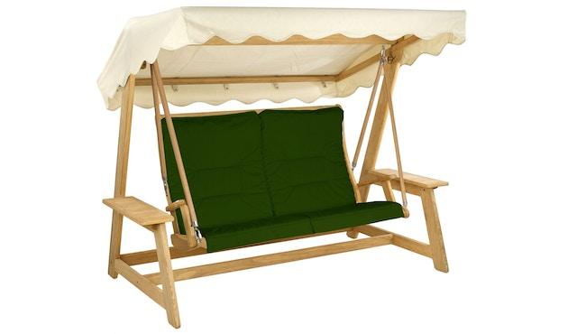 Alexander Rose - Sitzkissen für Hollywoodschaukel - Forest Green - 0