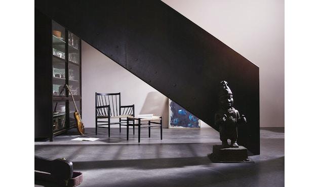 J82 Loungesessel - natur/natur_FDB Møbler_