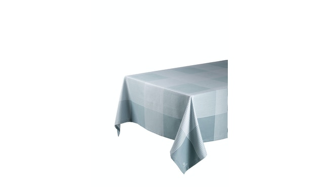 R1 - Olga Tischdecke - blau - 150x150_FDB Møbler_Vibeke Rohland