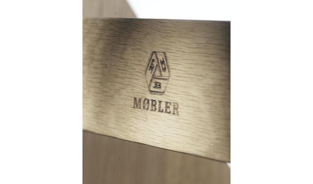 B5 Regal - 37x40x21_FDB Møbler_Børge Mogensen