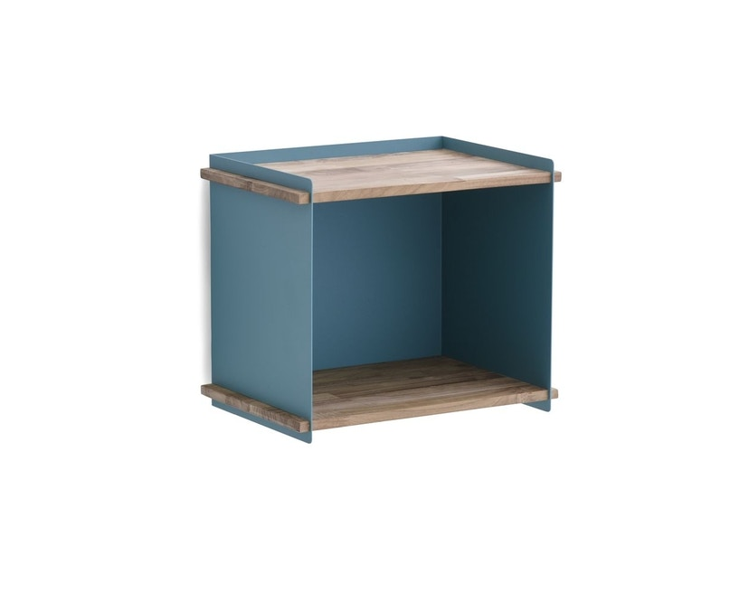 Cane-line - Box Wall Aufbewahrungskasten - aquablau - 1