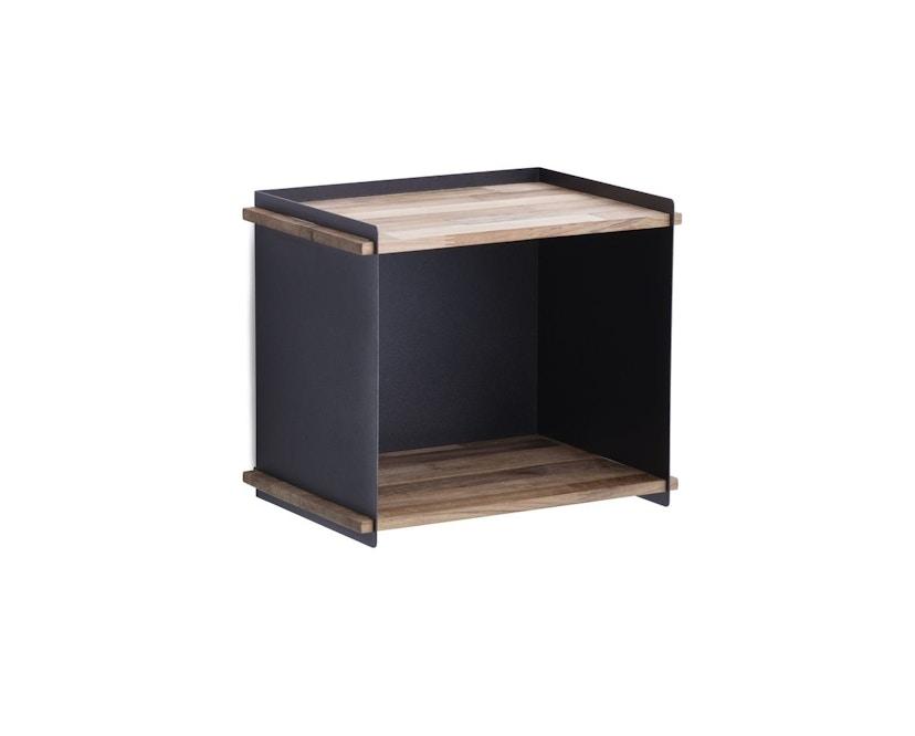 Cane-line - Box Wall Aufbewahrungskasten - lavagrau - 1