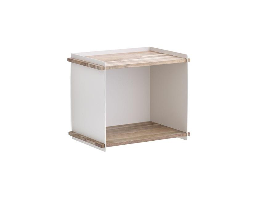 Cane-line - Box Wall Aufbewahrungskasten - weiß - 1
