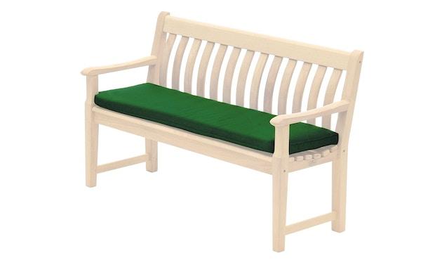 Alexander Rose - Sitzkissen für Bank - Forest Green - 2-Sitzer - 0