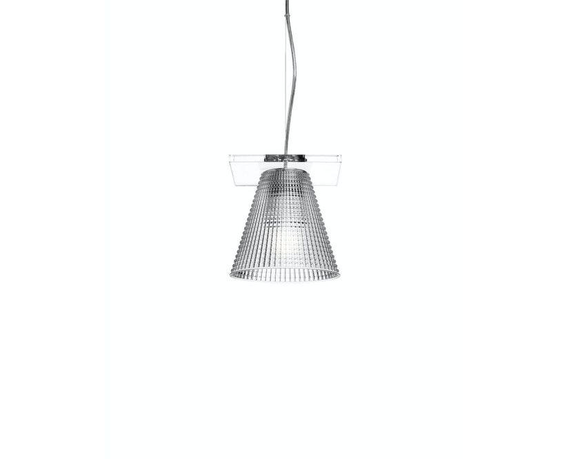 Kartell - Light Air Hanglamp - kristal - 2