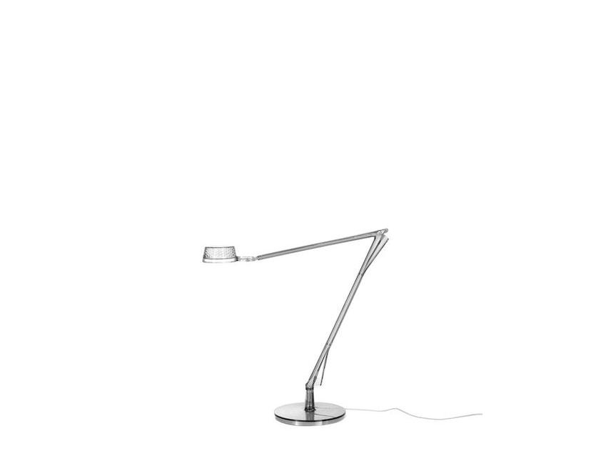Kartell - Aledin DEC Schreibtischleuchte - glasklar - 1