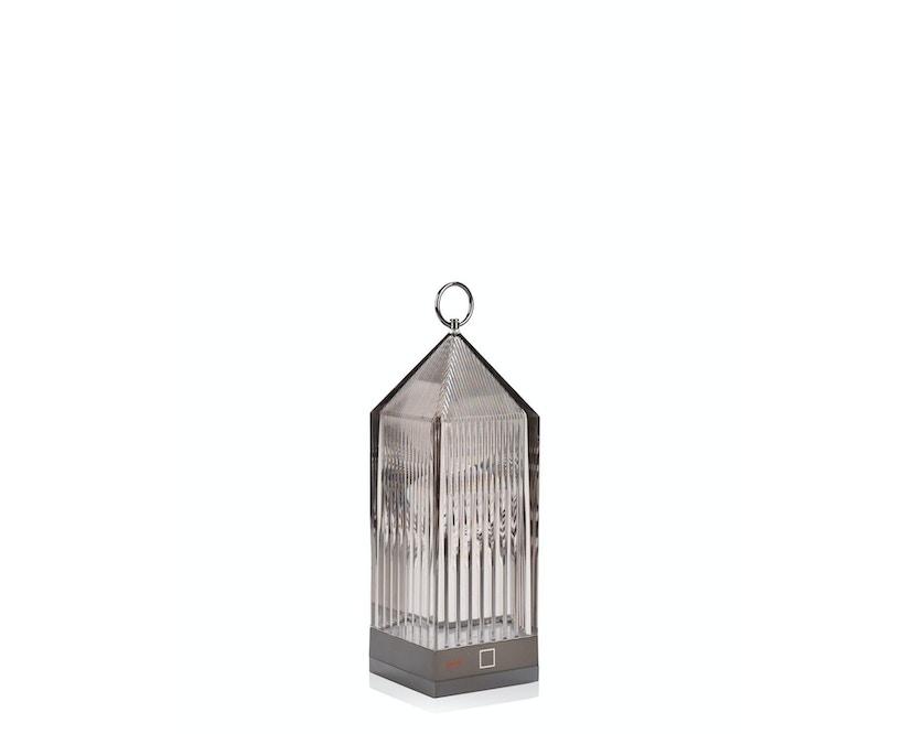 Kartell - Lantern Tischleuchte - rauchgrau - 2