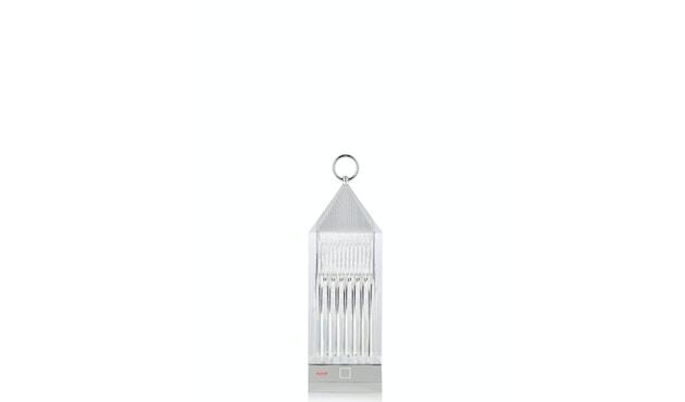 Kartell - Lantern Tischleuchte - glasklar - 1