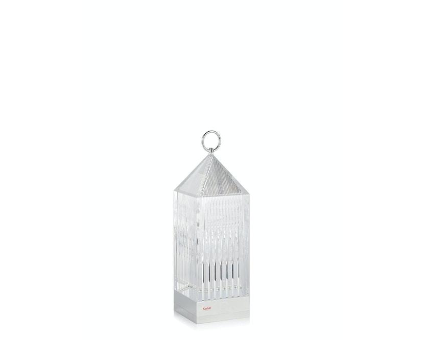 Kartell - Lantern Tischleuchte - glasklar - 2