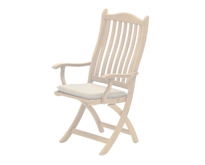 Alexander Rose - Sitzkissen für Stuhl - Ecru - 5