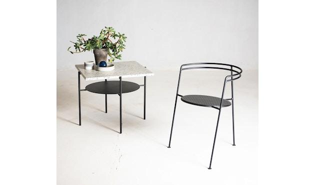 OK Design - Confetti Kaffeetisch - Black + Black n White - 3