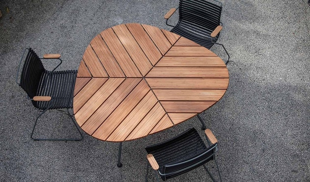 Houe - Leaf tafel - 5