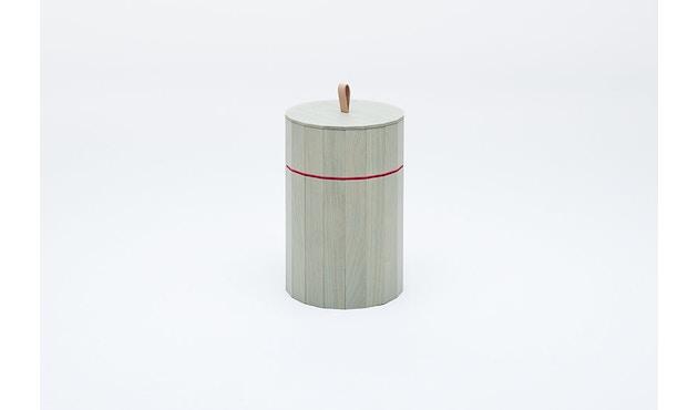 Karimoku New Standard - Colour Aufbewahrungsdose - Kastanie pink - Small - 5